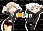 Maka & Soul Cute Dance